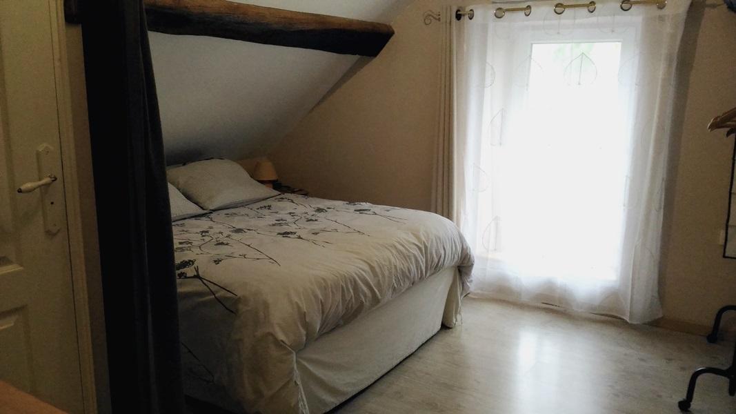 La chambre avec 1 lit de 140