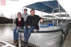 Une ballade en bateau