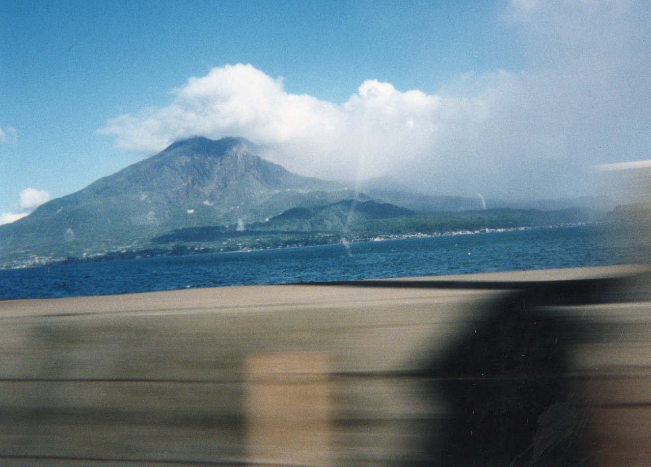 990809日豊本線西鹿児島~竜ヶ水間車内から