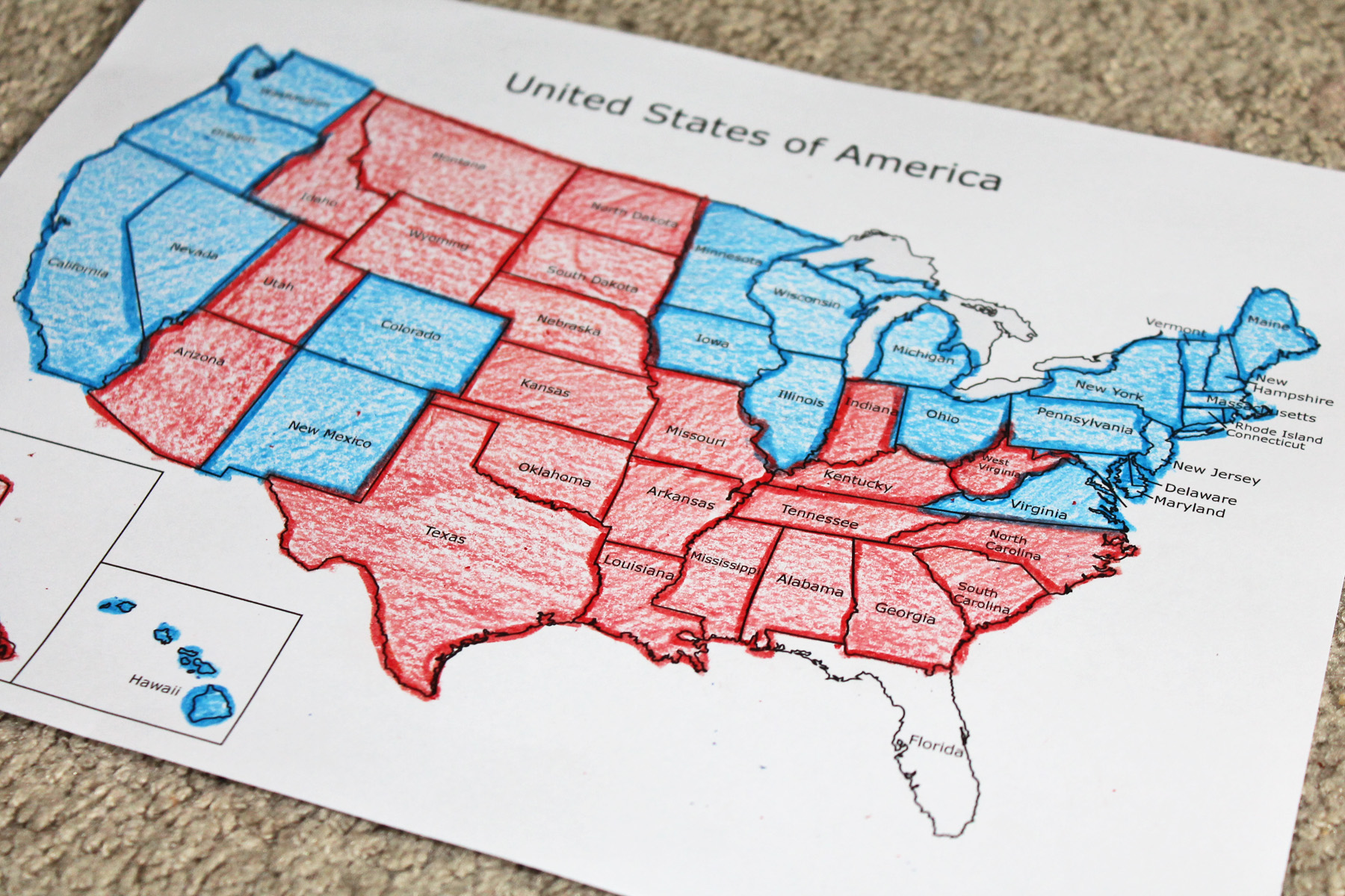 Blank Electoral Map Best Electoral College Votes Ideas On - Us election map history