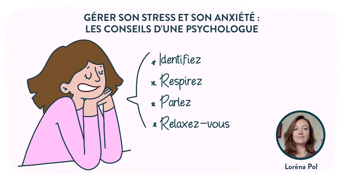 Stress, anxiété, angoisse
