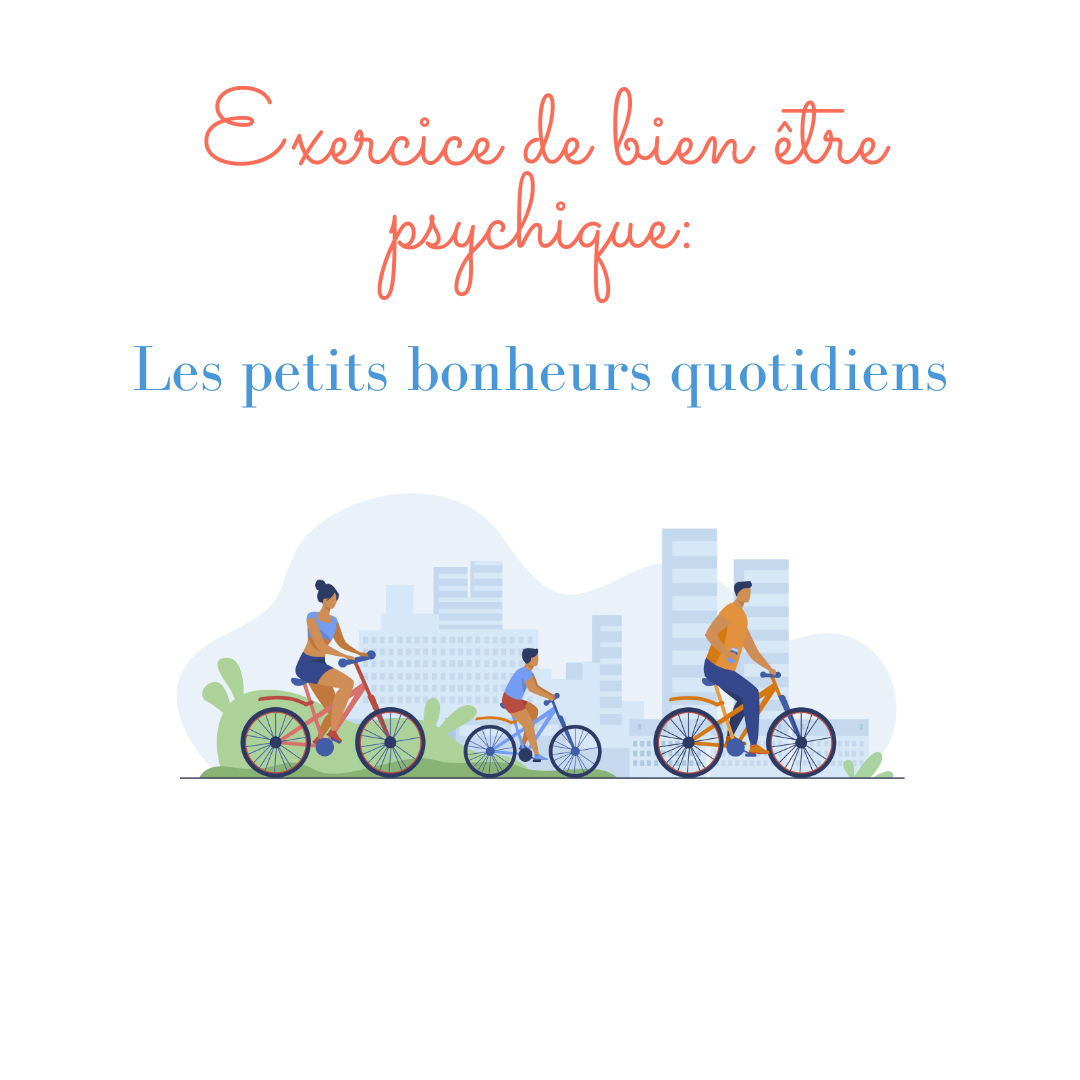 Exercice de psychologie positive
