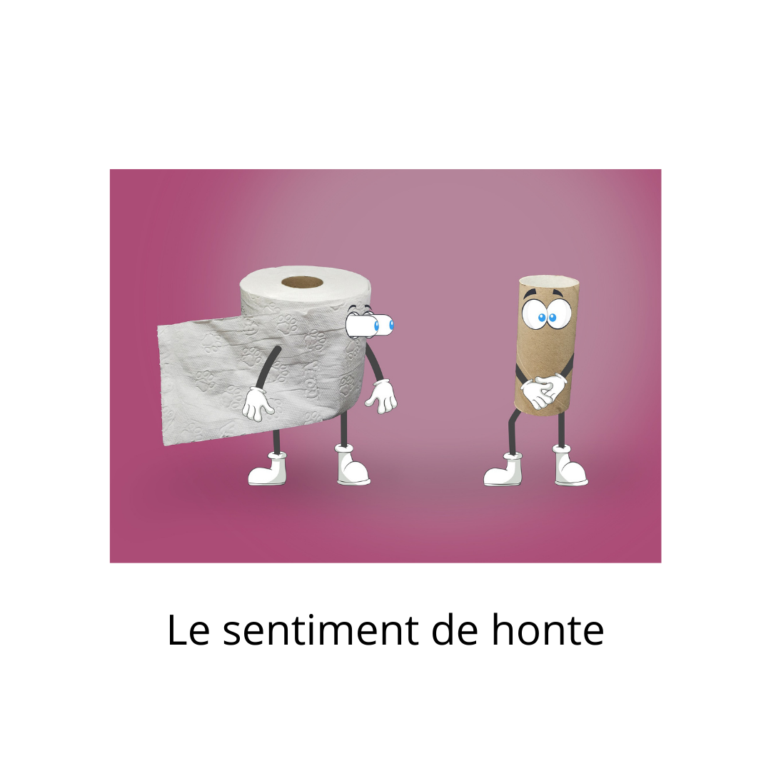Le sentiment de honte