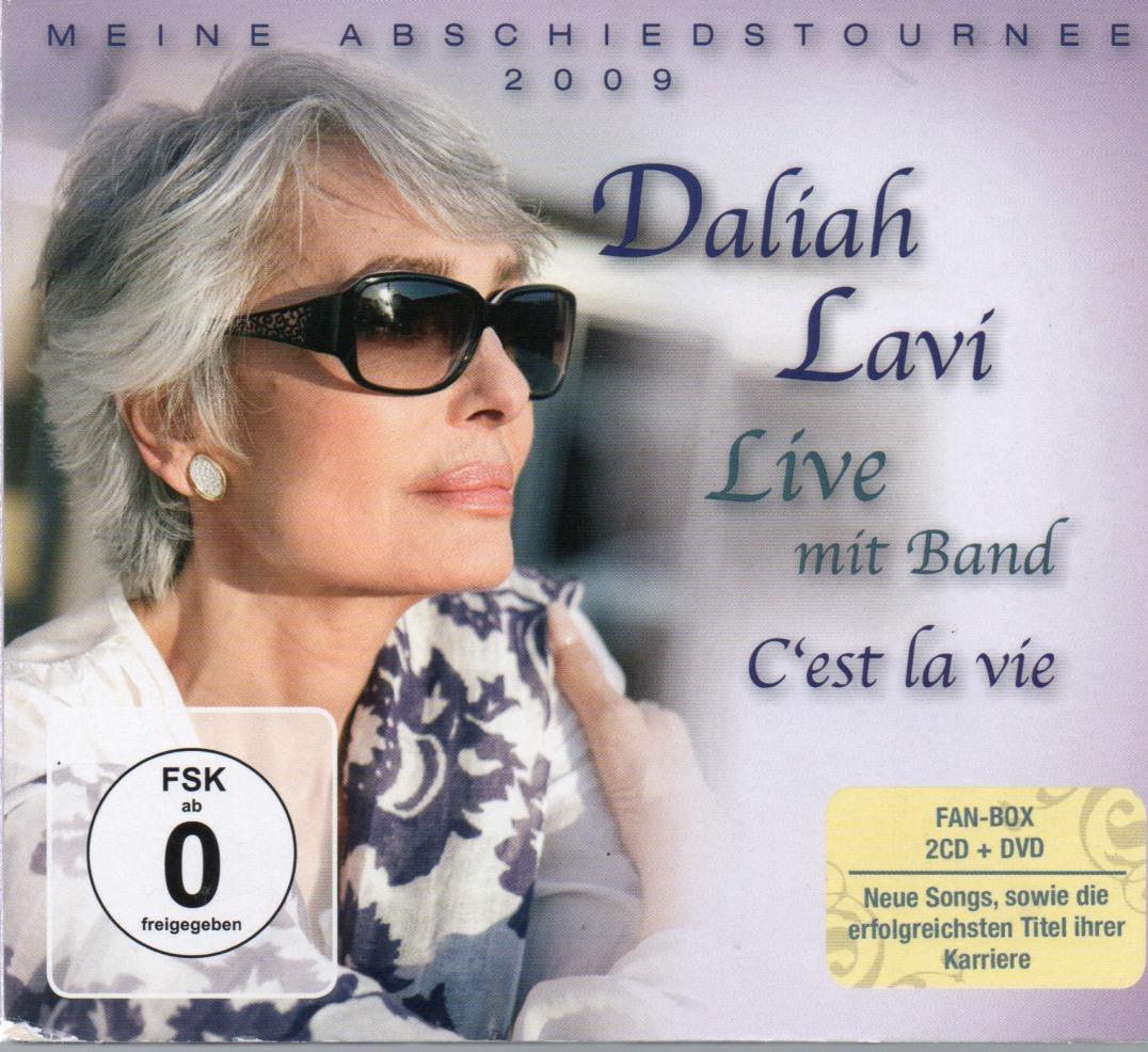 Daliah Lavi LIVE DVD (Gitarre, Percussion: Sebastian Cuthbert)