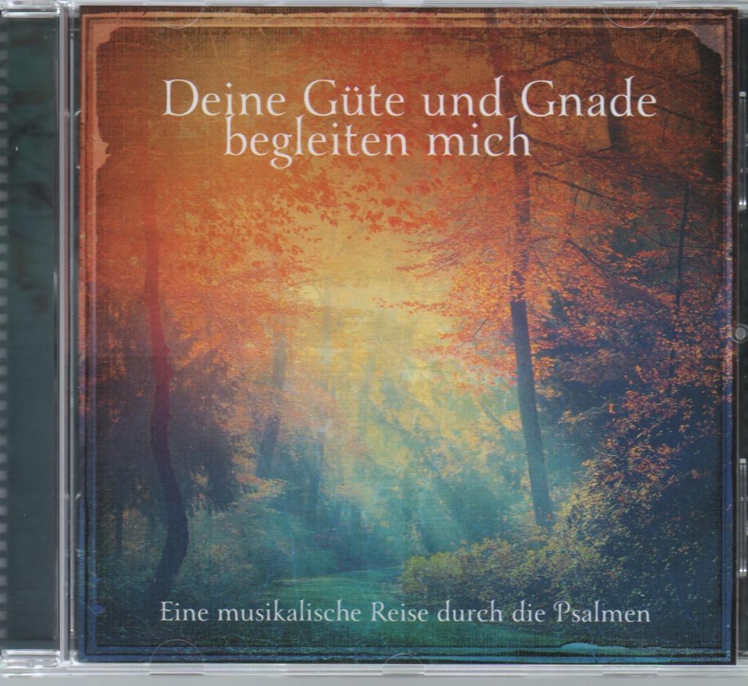 Deine Güte und Gnade begleiten mich -Gerth Medien- (Vocalproducing: Sebastian Cuthbert)