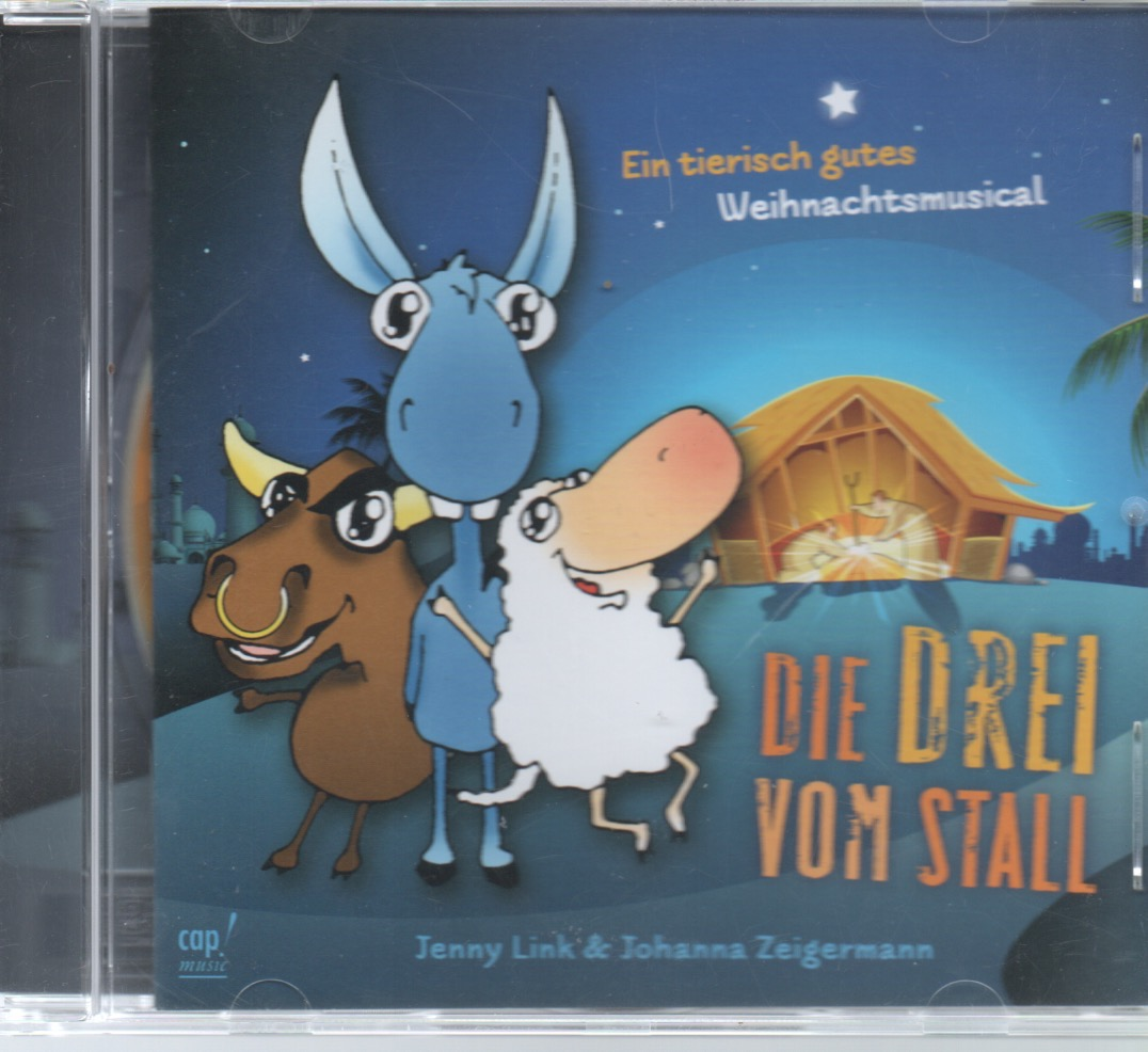 Die Drei vom Stall (Producer: Sebastian Cuthbert)