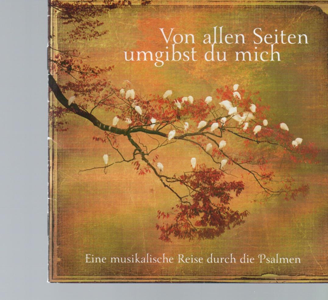 Von allen Seiten umgibst Du mich -Gerth Medien- (Vocalproducing: Sebastian Cuthbert)