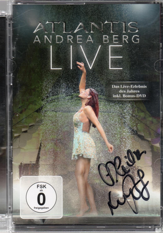 Andrea Berg (Drums: Sebastian Cuthbert)