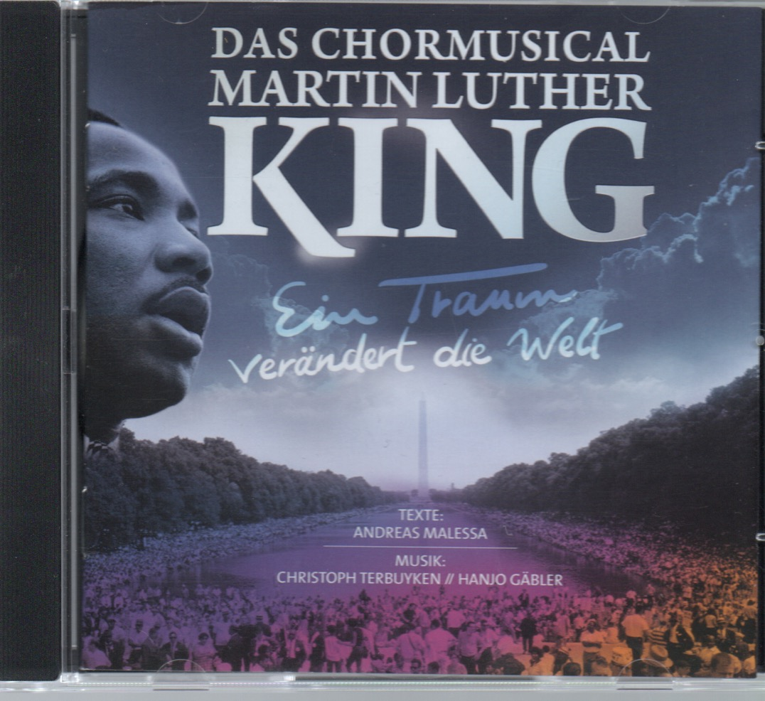 Martin Luther King Musical (Drums: u.a. Sebastian Cuthbert)