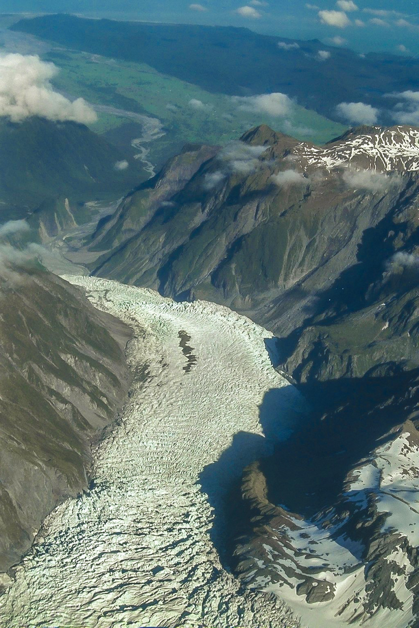 Mount Cook Gebiet