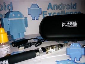 Dejar de fumar con Android y los cigarrillos electrónicos