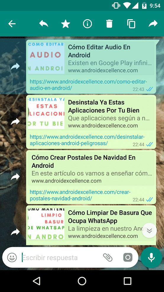 Cómo Citar O Mencionar Mensajes En WhatsApp