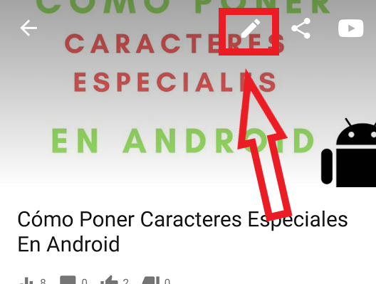 Cómo Editar Miniaturas De Youtube En Android