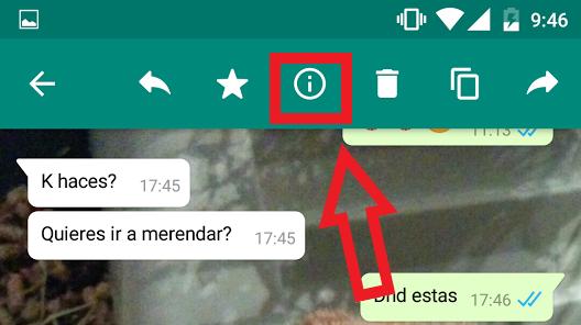 A Qué Hora Han Leído Tus Mensajes De WhatsApp