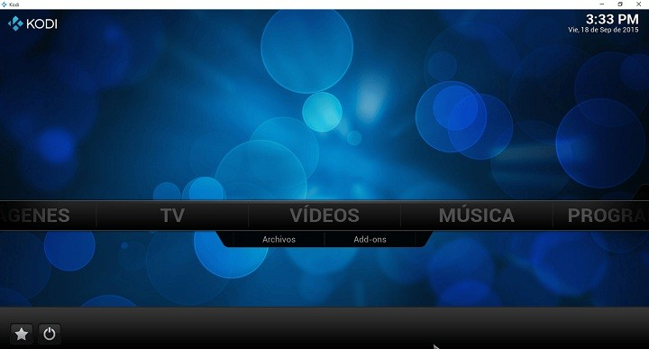 Instala Kodi, tu centro multimedia para Android
