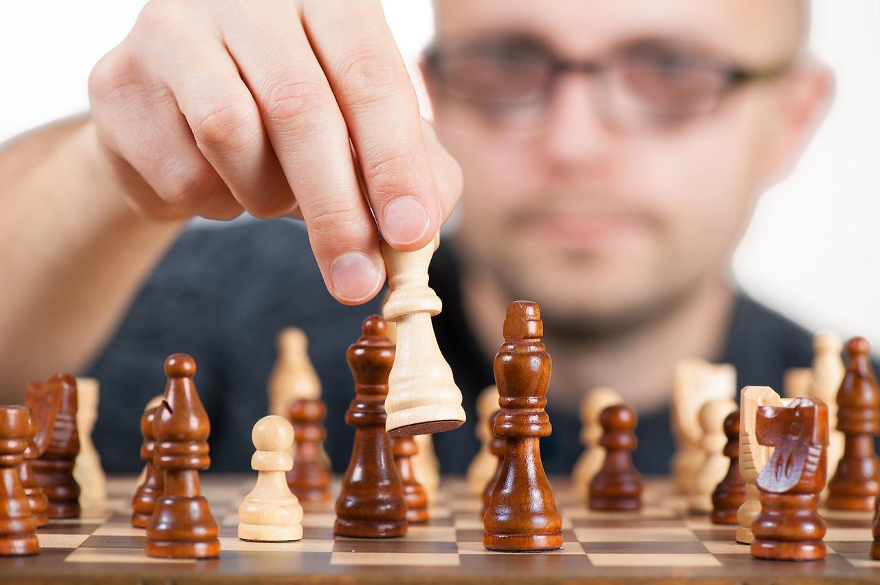 Schach - Serie 138