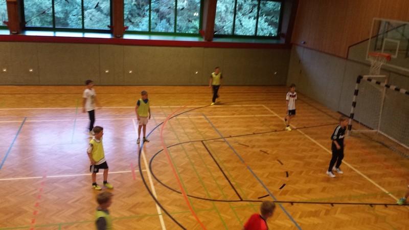 Eisenberg 2014 - Fußballferienlager des TuS Germania Hersel