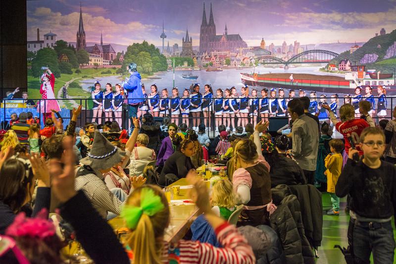 Kinderkarneval des TuS Germania Hersel 1910 e.V. - 2016