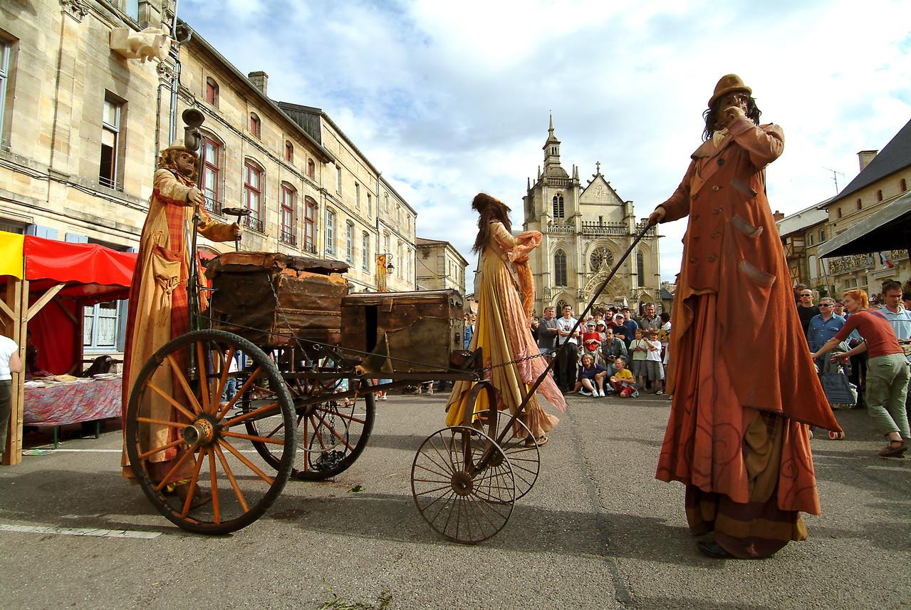 Festival Renaissances à Bar le Duc