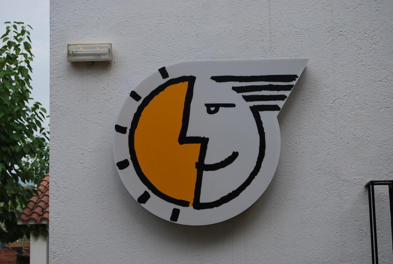 Logo vom Eurostage (Trainingsanlage)