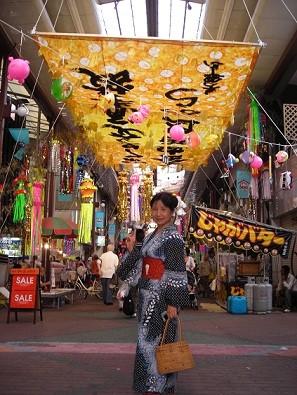 2008/8/1西警察署・円頓寺商店街の七夕