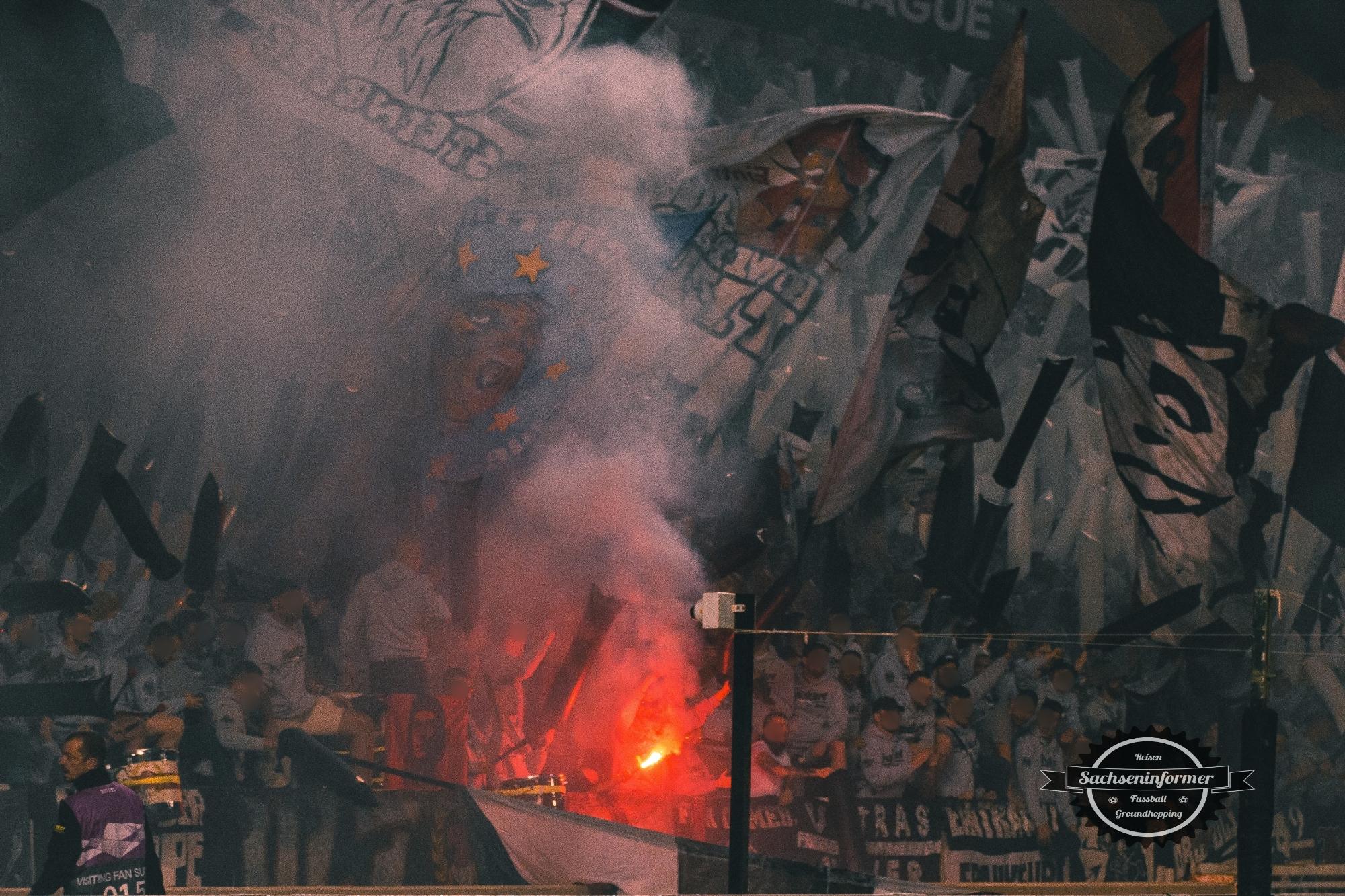 Apollon Limassol vs SG Eintracht Frankfurt - GSP Stadium
