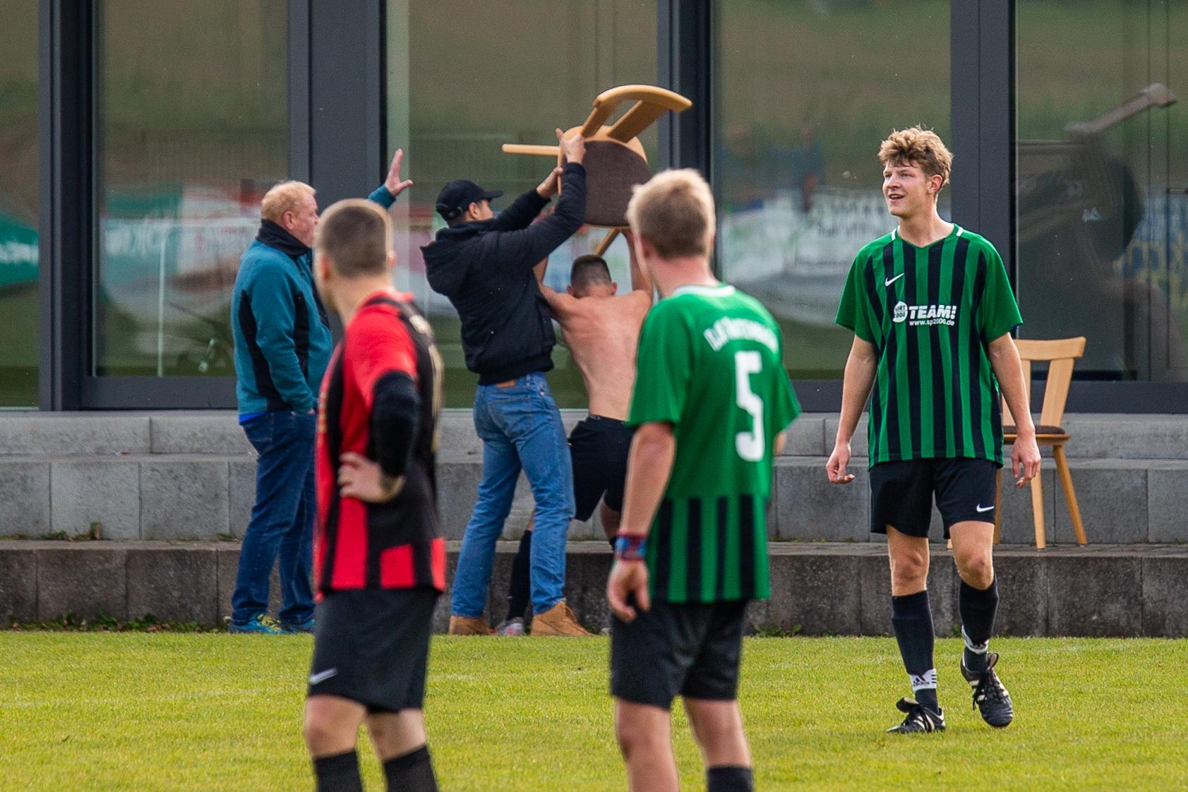 Groundhopping: SG Raitenbuch/Burgsalach-Indernbuch II vs. TSV Bernlohe