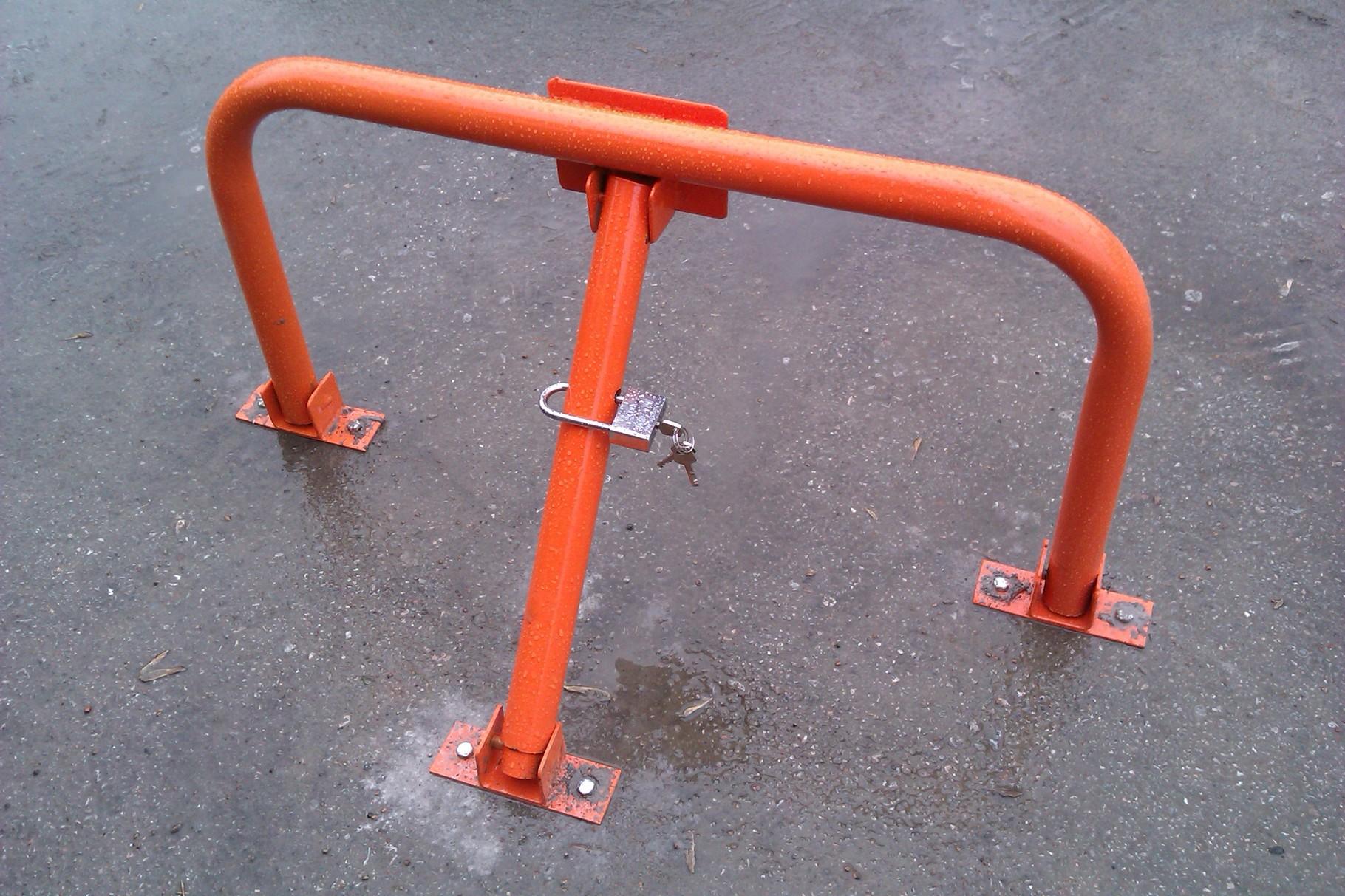 парковочные барьеры законность установки