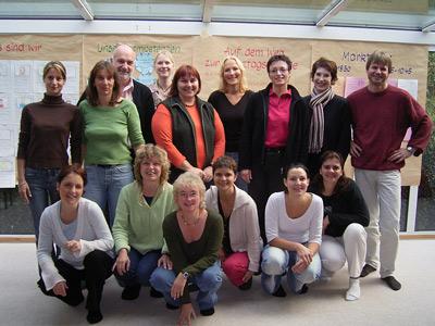 Heike sabine silke Arabesque (group)