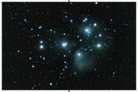 M45, Plejaden, Siebengestirn