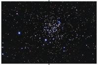 M67, Offener Sternhaufen, Krebs