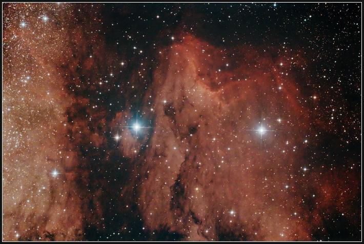 IC 5070, Pelikannebel