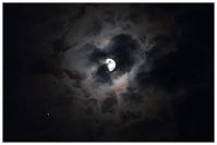 Jupiter, Mond, Spica
