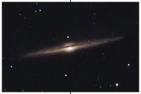 NGC 4565, Nadelgalaxie