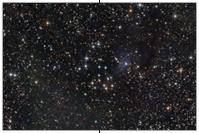 NGC 225, Segelboot-Haufen