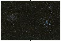M46, M47, NGC 2438