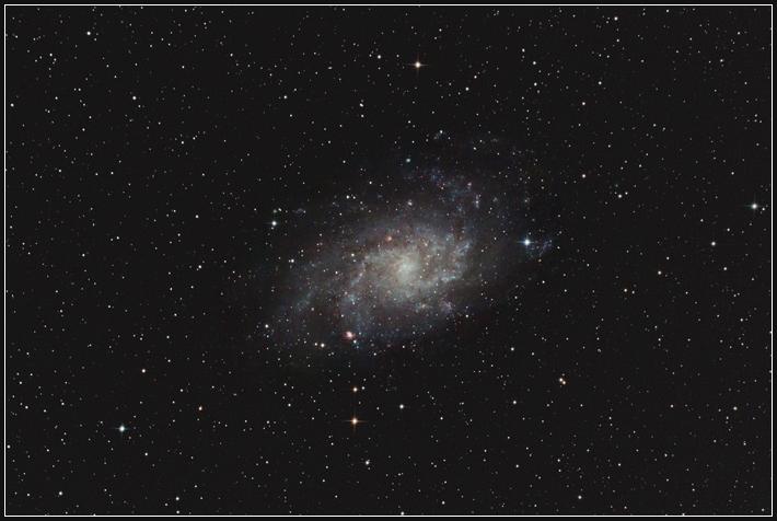 M33, Dreiecksgalaxie