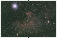 IC 59 / IC 63, Geisternebel, Ghost Nebula, Gamma Cas Nebel
