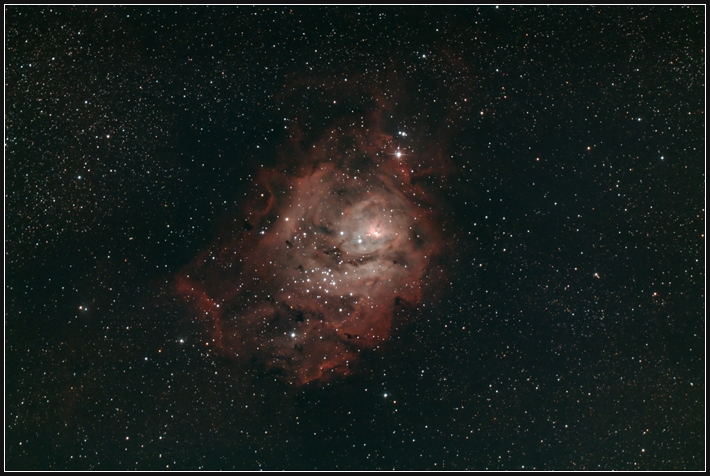 M8, Lagunennebel