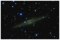 NGC 891, Spiralgalaxie
