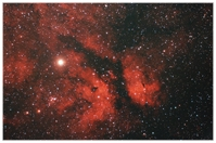 IC 1318, Schmetterlingsnebel