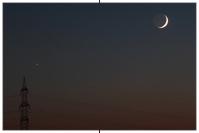 Mondsichel - Jupiter