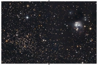NGC 7129 & NGC 7142