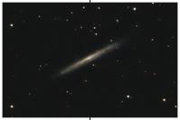NGC 5907, Galaxie