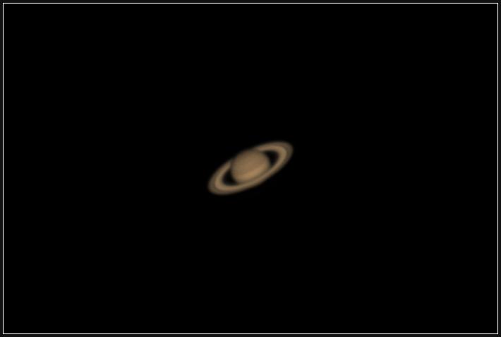 Saturn, 1.8.2020