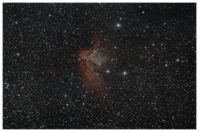 NGC 7380, Zauberer-Nebel, Hexer-Nebel, Wizard-Nebel