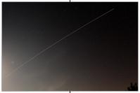 ISS Überflug