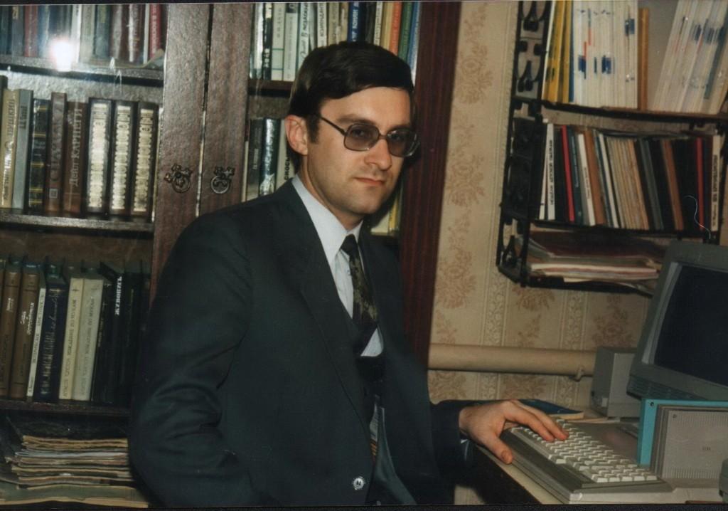 Лобанов Валерий Александрович