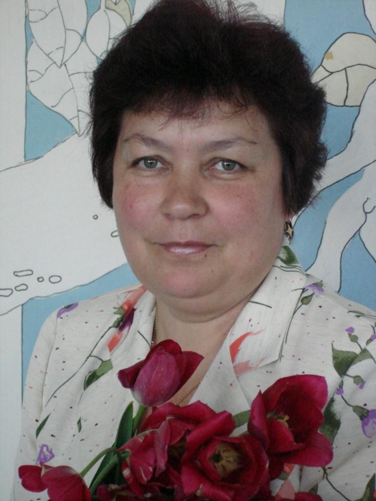 Ларькина Вера Дмитриевна