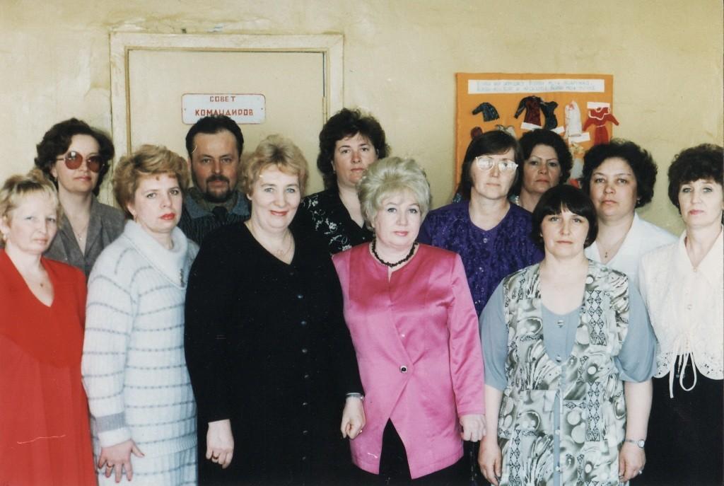 Юбилей школы. 15 лет